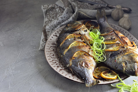 Sea bass with fennel recipe
