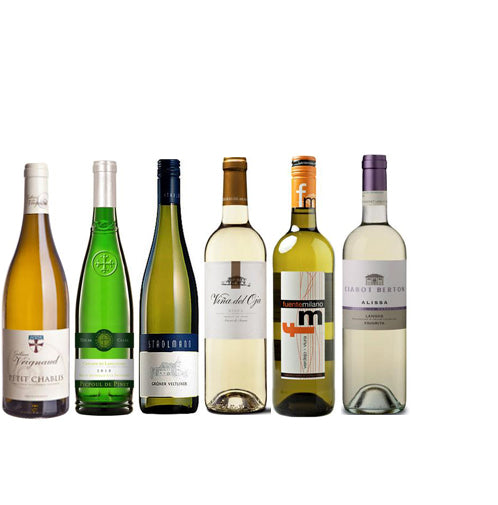 6 Great Wines for Shellfish