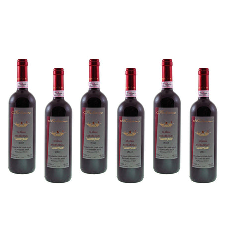 Taliano Michele Barbaresco Ad Altiora 2003 Case Of 6 Bottles