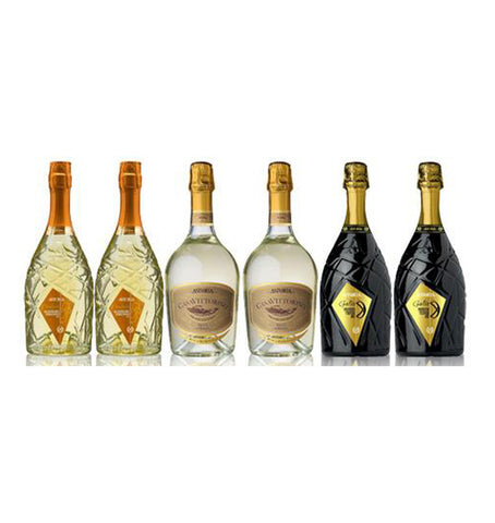 Astoria Vini Prosecco Mixed Case