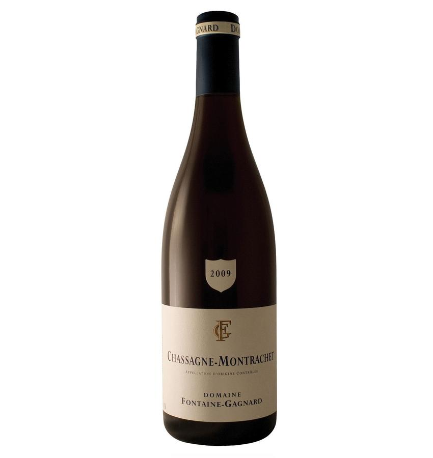Domaine Fontaine Gagnard Chassagne Montrachet Rouge 2017