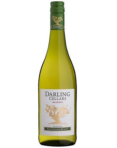 Darling Cellars Bush-vine Sauvignon Blanc Reserve 2020 - Vegan suitable.
