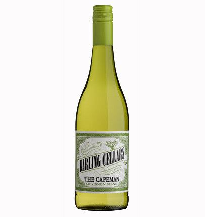 Darling Cellar's The Capeman Sauvignon Blanc