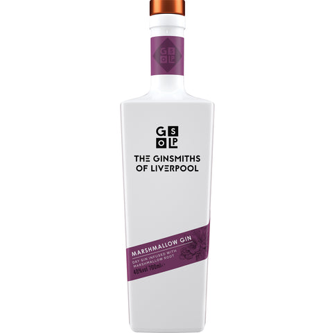 The Ginsmiths of Liverpool Marshmallow Gin