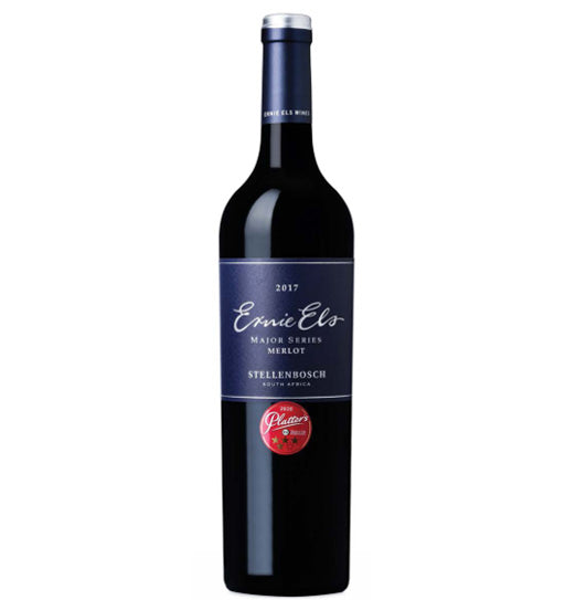 Ernie Els Major Series Merlot 2017