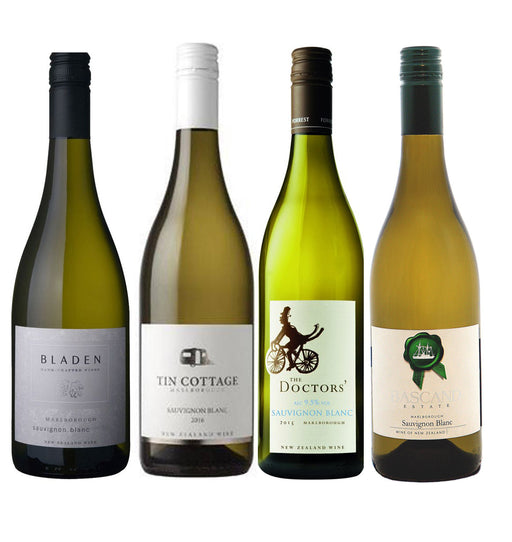 New Zealand Sauvignon Blanc Mixed Case - 12 bottles
