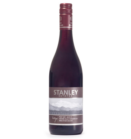 Stanley Estates Pinot Noir Block 8