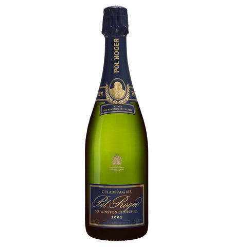 Champagne Pol Roger Cuvée Sir Winston Churchill 2002