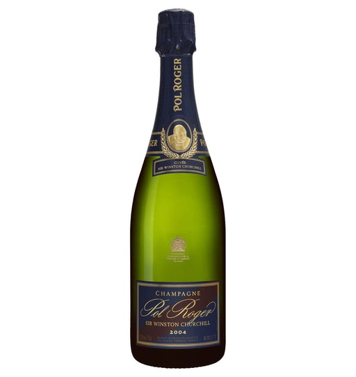 Champagne Pol Roger Cuvée Sir Winston Churchill 2004