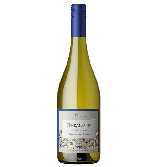 TERRANOBLE Chardonnay Reserva - Casablanca Valley, Chile