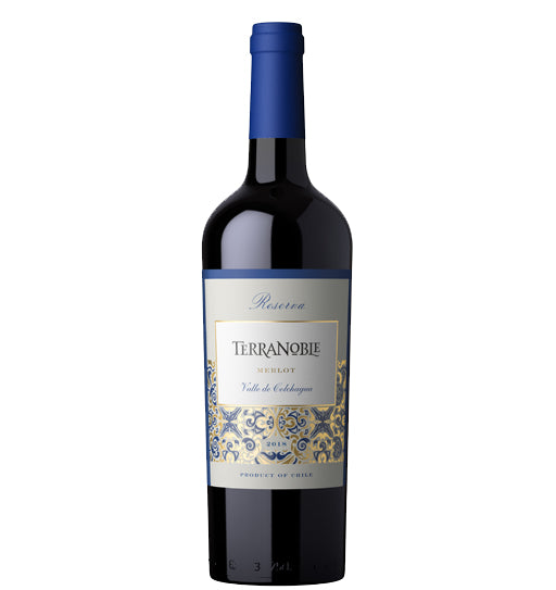 TERRANOBLE Merlot Reserva - Colchagua Valley, Chile