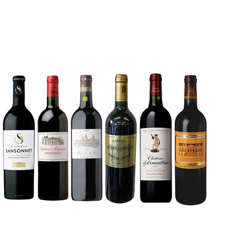 2014 - The Great Terroirs of Bordeaux