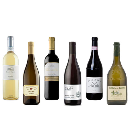 Wines For Wild Foods Mixed Case
