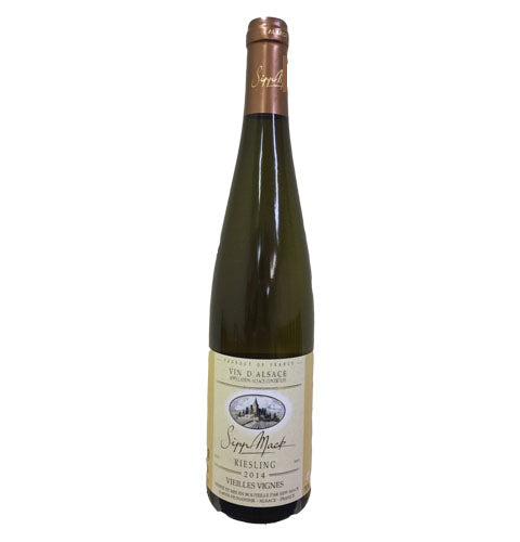 Sipp Mack Riesling Vieille Vignes 2014 (Certified Organic)