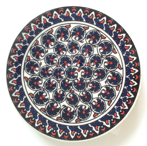 Ceramic Coaster - Create your own set! - Sophie's Bazaar - 1