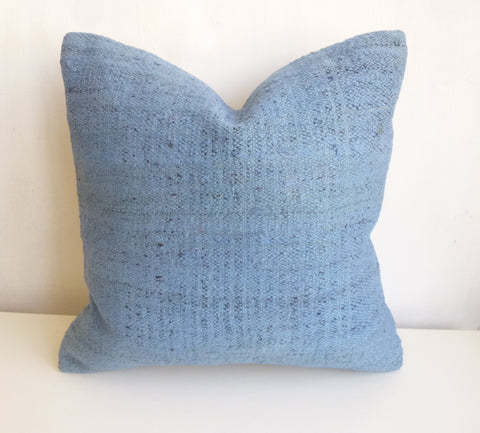 Light Blue recolored Pillow Cover - Sophie's Bazaar - 1