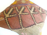 Original Ethnic Kilim Pillow Cover - Sophie's Bazaar - 5