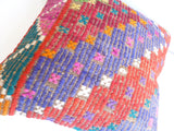 Colorful Ethnic Kilim Pillow Cover - Sophie's Bazaar - 4
