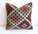Kilim Pillow Cover - Sophie's Bazaar - 1