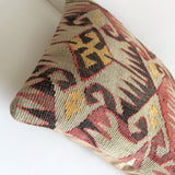 Ethnic Kilim Pillow cover - Sophie's Bazaar - 4