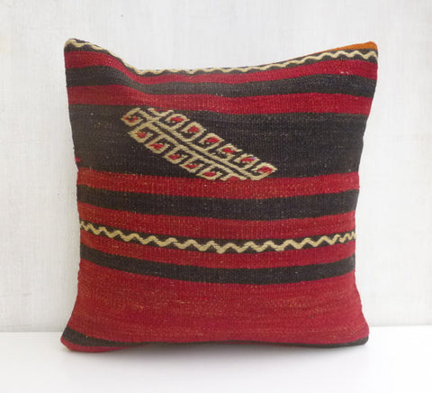 Kilim Throw Pillow - Sophie's Bazaar - 1