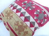 Bohemian Kilim throw pillow - Sophie's Bazaar - 5