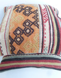 Pair of Decorative Kilim Pillow covers - Sophie's Bazaar - 4
