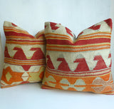Ethnic Kilim Pillow Set - Sophie's Bazaar - 1
