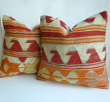 Ethnic Kilim Pillow Set - Sophie's Bazaar - 2