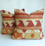Ethnic Kilim Pillow Set - Sophie's Bazaar - 5