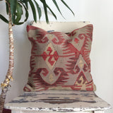 Ethnic Decorative Kilim Pillow - Sophie's Bazaar - 4