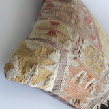 Ethnic Decorative Kilim Pillow - Sophie's Bazaar - 3