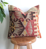 Ethnic Kilim Pillow cover - Sophie's Bazaar - 2