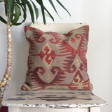 Ethnic Decorative Kilim Pillow - Sophie's Bazaar - 2