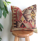 Ethnic Kilim Pillow cover - Sophie's Bazaar - 5