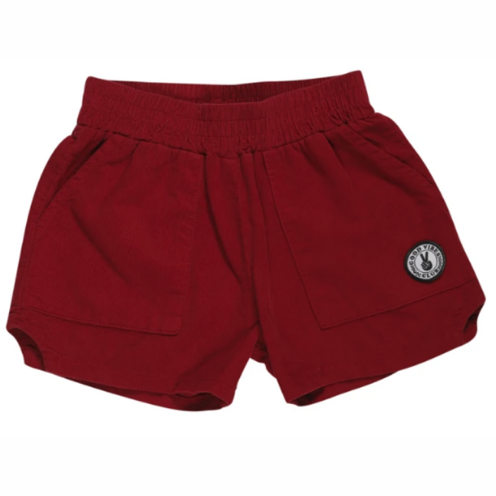 Corduroy Dad Shorts-Kid Clothing + Dress Up - Boy-Burro