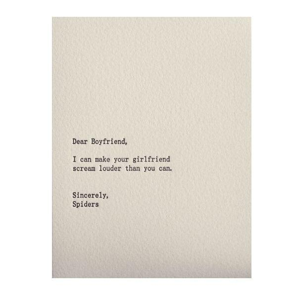 dear boyfriend card