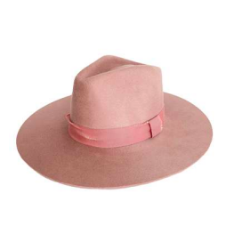 lovely bird verona hat blush medium