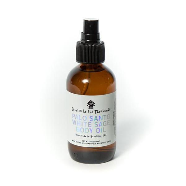 Palo Santo White Sage Body Oil