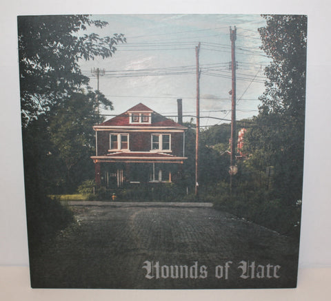 Hounds Of Hate - Hate Springs Eternal LP (Gold)