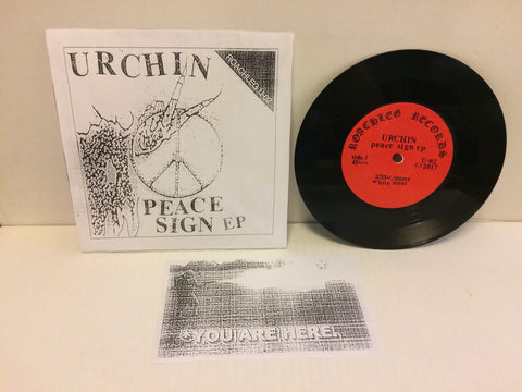 Urchin - Peace Sign EP 7""