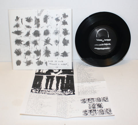 Back To Back - Flesh and Bone 7""