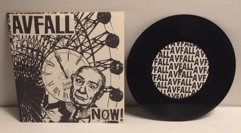 "Avfall - Now! 7"" (Used)"