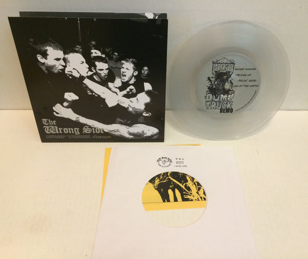 The Wrong Side - Dumptruck Demo 7""