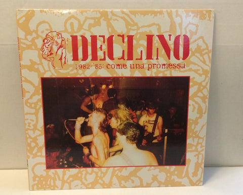 Declino - 1982-'85: Come Una Promesa LP (Used)