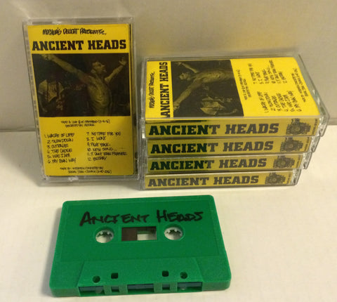 Ancient Heads - Live Series CS