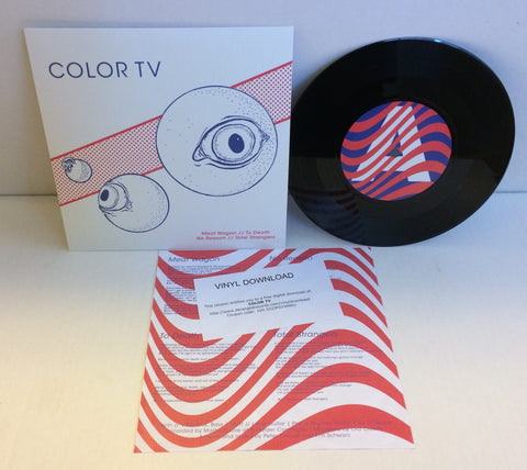 Color TV - Meat Wagon 7""