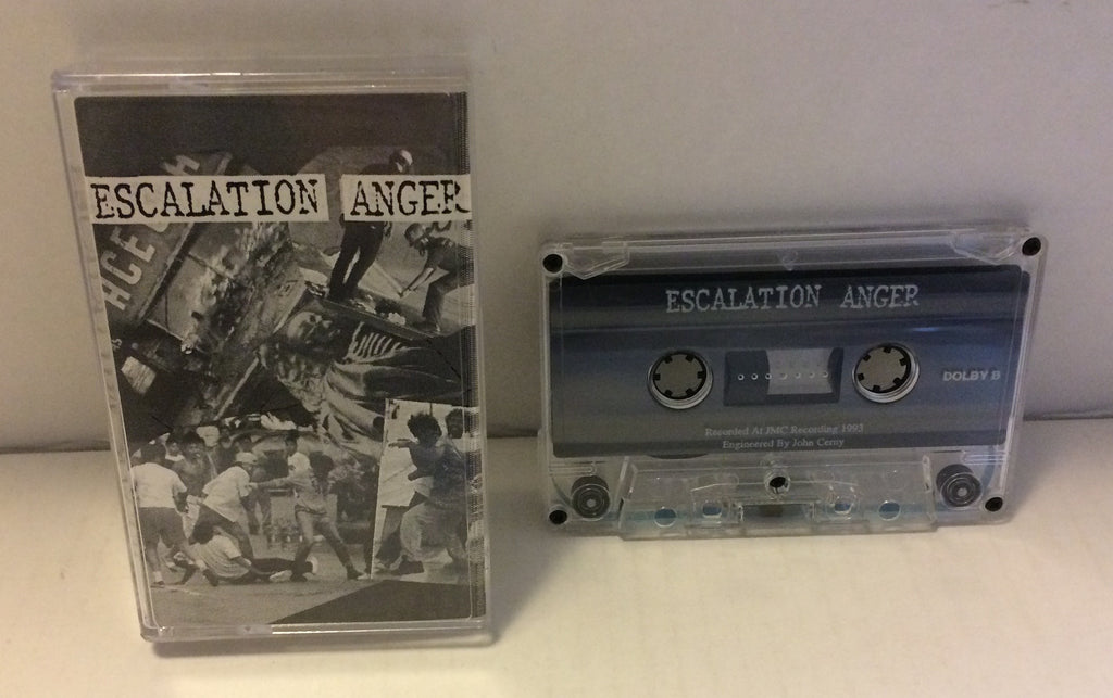 Escalation Anger - Demo CS (Used)