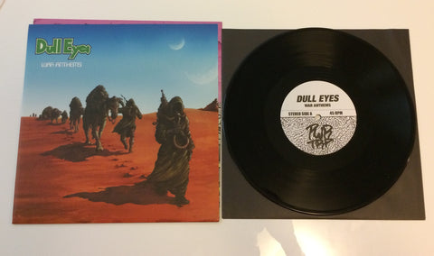 "Dull Eyes - War Anthems 10"" (Dopesmoker cover #14/50) Used"