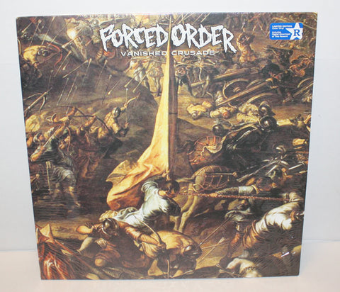 Forced Order - Vanished Crusade LP (Gold/900)